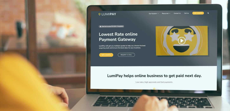 LumiPay Payment Gateway