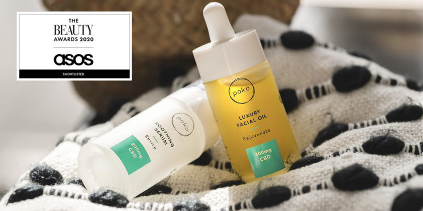 Poko Shortlisted in The Beauty Awards 2020