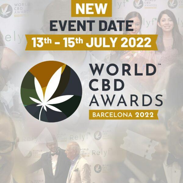 The Extract announces media partnership with World CBD Awards 2022