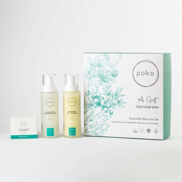 Introducing: Poko's new skincare range, a must-have in fighting acne breakouts